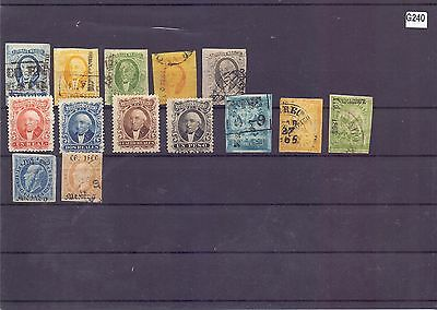 g240-Mexico Collection-Mint & Used