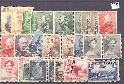 g222-Luxembourg Selection-Mint