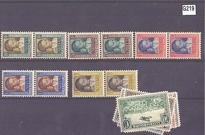 g219-Luxembourg Selection-Mint & Used