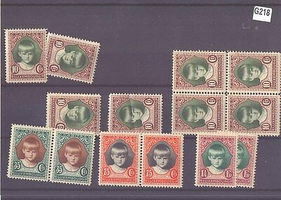 g218-Luxembourg Selection-Mint