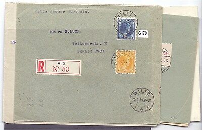 g178 -Luxembourg Selection-Used