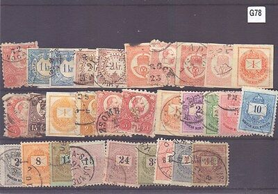 g78 -Hungary Collection-Used