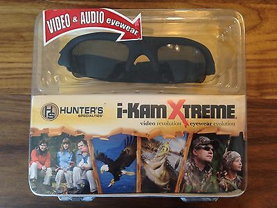Hunter's Specialties i-Kam Xtreme Video Recording Glasses