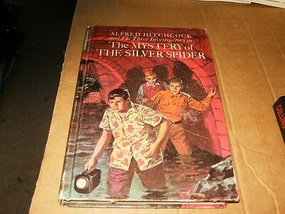 The Three Investigators Hardcover Book#8 by Robert Arthur, Good-Shape,1967.