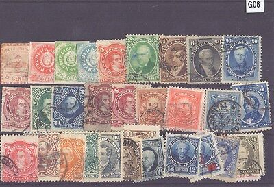 g6-Argentina Collection – Mint & Used
