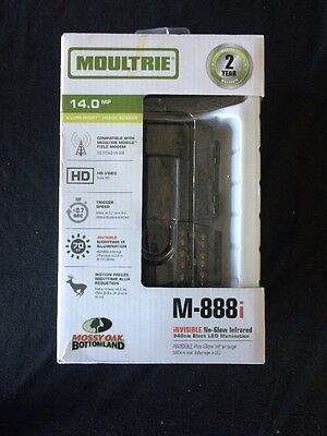 Moultrie M-888i 14.0 Mp Mossy Oak Bottomland