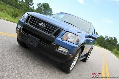 2009 Ford Explorer Sport SUPERCHARGED Ultra Rare SUPERCHARGED Ford Explorer Sport - V8 - AWD - 3rd Row Seating