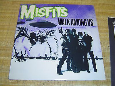 Misfits Walk Among Us LP 4th Pressing Excellent Condition!!! Samhain Danzig