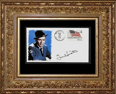 Frank Sinatra Rat Pack Limited Edition Collector's Envelope Repro Autograph X978