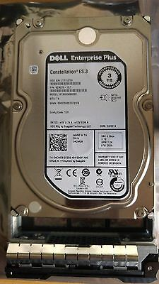 Dell Compellent ES.3 3TB 7.2K SAS 6G 3.5 HDD 4CMD9 SC200 Enterprise Plus