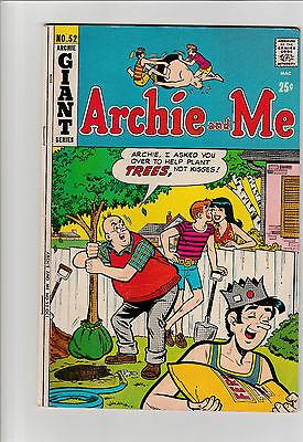 Archie and Me (1964) #52 FINE RIVERDALE SHOW COMING