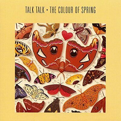 Talk Talk - The Colour Of Spring - Talk Talk CD NGVG The Cheap Fast Free Post