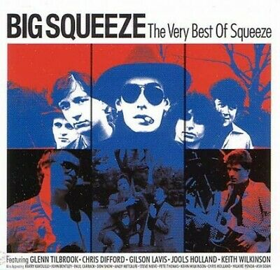 Squeeze - Big Squeeze: the Very Best of Squeeze - Squeeze CD T8VG The Cheap Fast