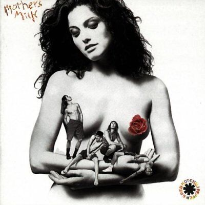 Red Hot Chili Peppers - Mothers Milk - Red Hot Chili Peppers CD V1VG The Cheap