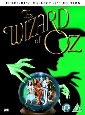 The Wizard Of Oz (3 Disc Collector's Edition) [DVD] - DVD  IUVG The Cheap Fast