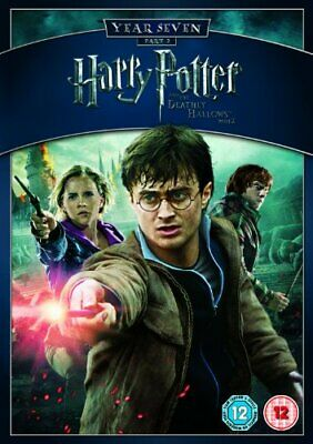 Harry Potter and the Deathly Hallows: Part 2 [DVD] [2011] - DVD  YCVG The Cheap