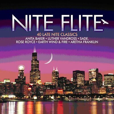 Various Artists - Nite Flite - Various Artists CD E4VG The Cheap Fast Free Post