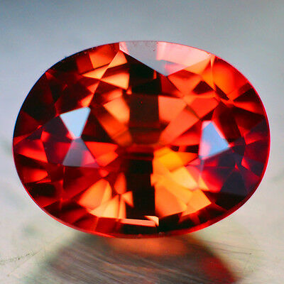 3.75ct.AWESOME PADPARADSCHA SAPPHIRE LOOSE GEMSTONE