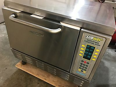 TurboChef NGC Tornado Convection Oven Microwave Rapid Cook Electric Turbo Chef
