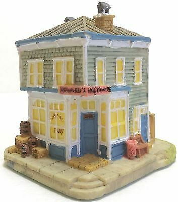 Liberty Falls Village Americana Collection Howard's Hardware AH103 1996 Building