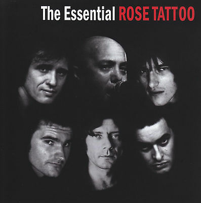 Rose Tattoo - The Essential Cd ~ Greatest Hits / Best Of ~ Angry Anderson *new*