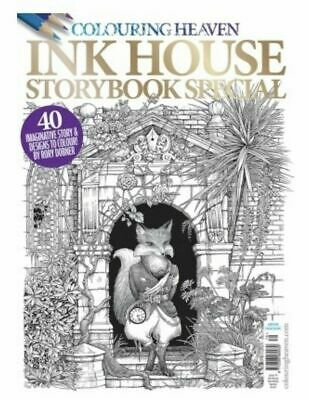 Harmony of Colour Book 20 Horses & Ponies Bestseller Adult Colouring 36 Designs