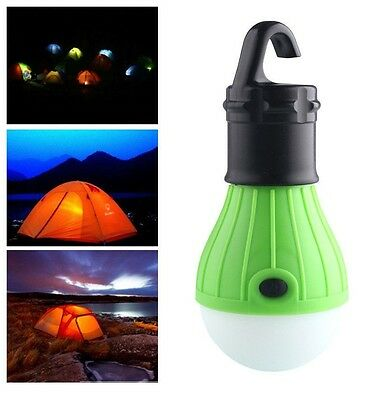 Outdoor Camping Hanging LED Tent Light Bulb Fishing Lantern Lamp