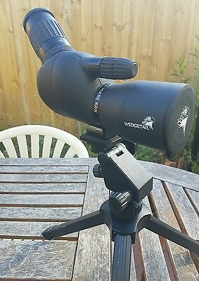 wedgetail spotting scope 12-36x50