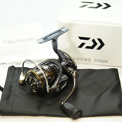 2015 model NEW Daiwa LUVIAS 2506H Spinning Reel From Japan