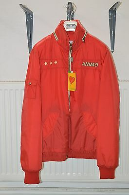 Animo ISIDORO Mens Casual Jacket L IT50 UK40 US40 BNWT Immediate Shipping