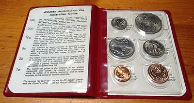 1973 UNCIRCULATED RAM MINT SET in ORIGINAL RED WALLET..CHOICE.