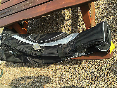 BNWT Masters Tour Trek GTS-5 Deluxe Travel Cover. Golf & Travel