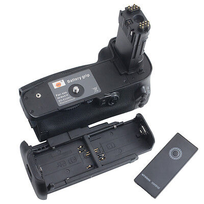 DSTE BG-E20 Battery Grip For Canon EOS 5D mark IV 5DIV + wireless remote control