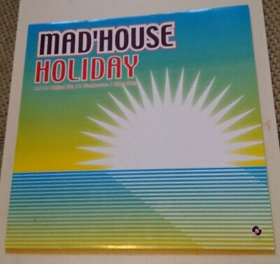 """Mad'House Holiday 12"""""""