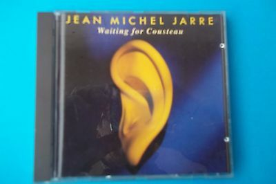 """Jean Michel Jarre """" Waiting For Cousteau """" Cd 1990 Nuovo"""