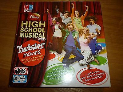 High School Musical Twister Moves Game