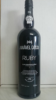 Portwein AMAVEL COSTA ruby 0,75 Liter Vinho do Porto