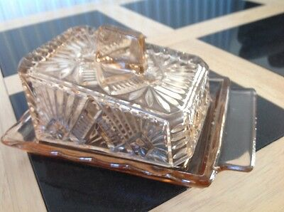 Vintage Butter/cheese Dish