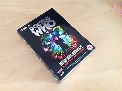 """Dr Who """" New Beginnings"""""""