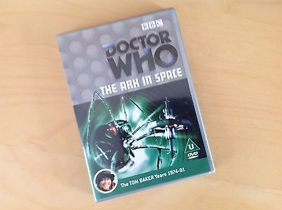 """Dr Who """"The Ark In Space """""""