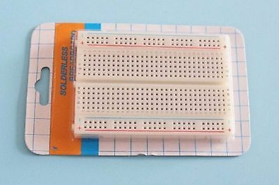 Quality 400 Pin Packed Breadboard For Electronic Solderless Test Bread Board PCB