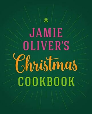 Jamie Oliver's Christmas Cookbook by Oliver, Jamie Book The Cheap Fast Free Post