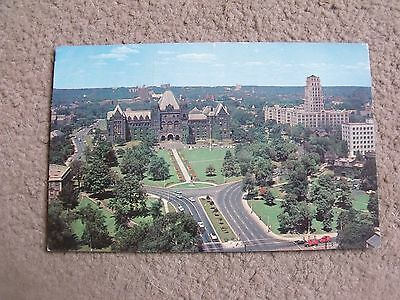 A posted card of the Toronto (I think) from the 70s