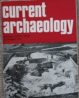 Current Archaeology No. 23