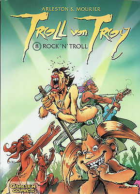 Troll von Troy - Band 8 - Carlsen - Softcover