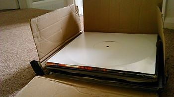 Job lot of Drum & Bass vinyl (early 2000's)