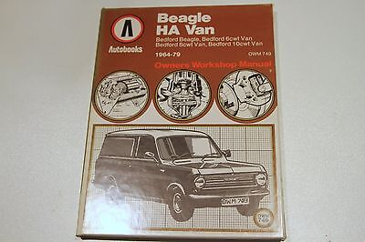Beagle HA Van Autobooks Workshop Manual