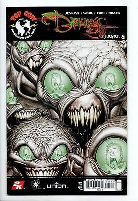 The Darkness Level #5 - (Image, 2007) - VF/NM
