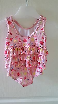 BHS 6-9 months baby girl swimming costume