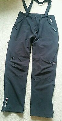 Berghaus Extrem Windstopper Trousers Outdoor Pants Mint